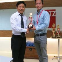 Marcus top producer award