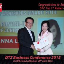 2015 award Joanna
