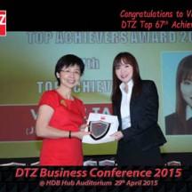 2015 award Vivien